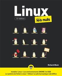 Linux Pour Les Nuls (13e Edition)