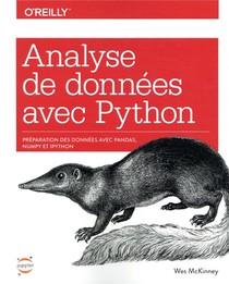 Analyse De Donnees Avec Python ; Preparation Des Donnees Avec Pandas, Numpy Et Ipython