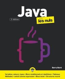Java Pour Les Nuls (5e Edition)