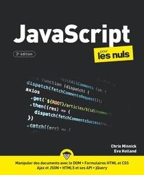 Javascript Pour Les Nuls (3e Edition)