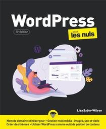Wordpress Pour Les Nuls (5e Edition)