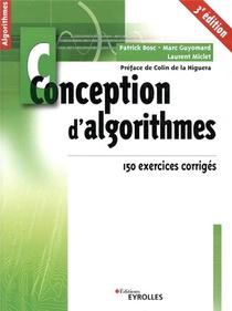 Conception D'algorithmes ; 150 Exercices Corriges