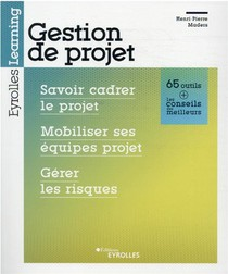 Gestion De Projet : Savoir Cadrer Le Projet, Mobiliser Ses Equipes Projet, Gerer Les Risques