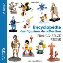 Cac3d Franco-belge Resine - 2e Edition