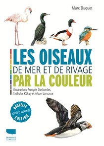 Les Oiseaux De Mer Et De Rivage Par La Couleur