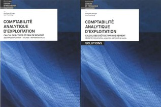 Comptabilite Analytique D Exploitation - Pack Livre + Solutions