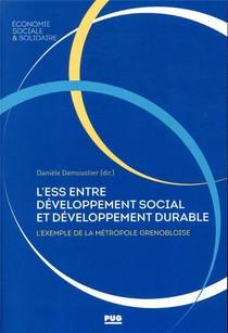 L'ess : Entre Developpement Social Et Developpement Durable