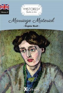 Histoires Faciles A Lire ; Short Stories By Virginia Woolf