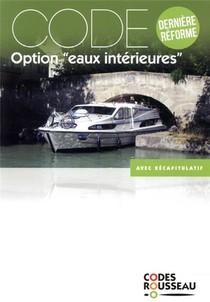 Code Rousseau ; Option Eaux Interieures