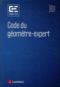 Code Du Geometre Expert (edition 2021)