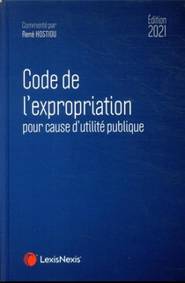 Code De L'expropriation (edition 2021)