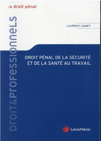 Droit Penal De La Securite Et De La Sante Au Travail
