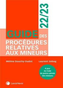 Guide Des Procedures Relatives Aux Mineurs (edition 2021/2022)