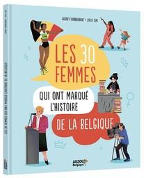 Les 30 Femmes Qui Ont Marque L'histoire De Belgique