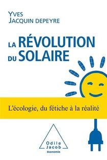 La Revolution Du Solaire ; L'ecologie, Du Fetiche A La Realite