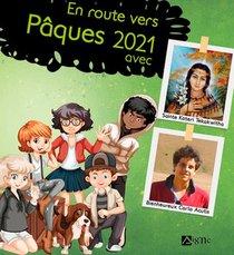 Les Enfants Vers Paques ; En Route Vers Paques (edition 2021)