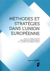 Methodes Et Strategies Dans L'union Europeenne