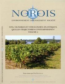 Vins, Vignobles Et Viticultures Atlantiques T.2 ; Quelles Trajectoires Contemporaines