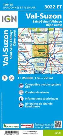 3022et ; Val-suzon (4e Edition)