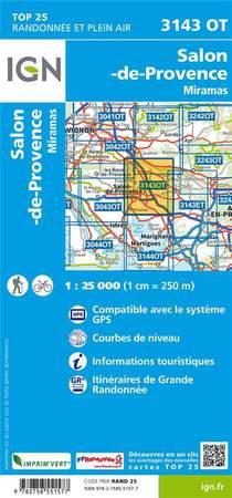 3143ot ; Salon-de-provence (4e Edition)