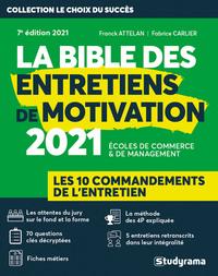 La Bible Des Entretiens De Motivation