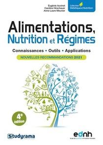 Alimentation, Nutrition Et Regimes