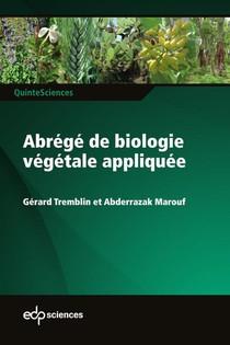 Abrege De Biologie Vegetale Appliquee