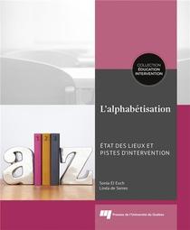 L'alphabetisation ; Etat Des Lieux Et Pistes D'intervention
