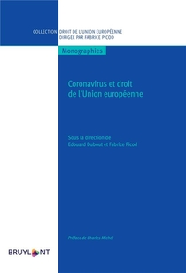 Coronavirus Et Le Droit De L'union Europeenne