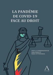 La Pandemie De Covid-19 Face Au Droit