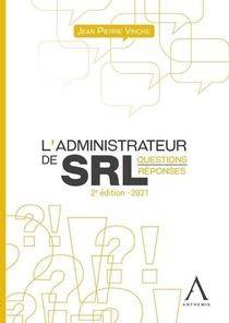 L'administrateur De Srl (edition 2021)