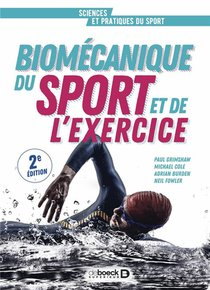 Biomecanique Du Sport Et De L'exercice
