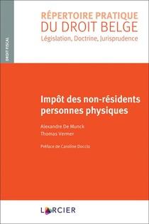 Impot Des Non-residents Personnes Physiques