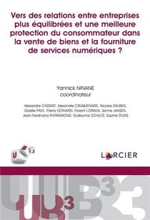 Vers Des Relations Entre Entreprises Plus Equilibrees Et Une Meilleure Protection Du ...