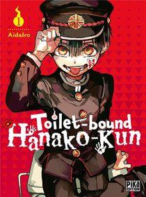 Toilet-bound Hanako-kun T.1