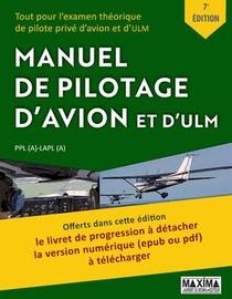Manuel De Pilotage D'avion Et D'ulm (7e Edition)
