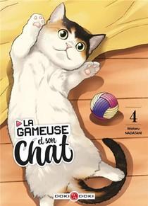 La Gameuse Et Son Chat T.4