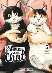 La Gameuse Et Son Chat T.5