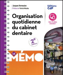 Memo Organisation Quotidienne Du Cabinet Dentaire
