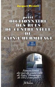 Dictionnaire Des Rues De Tain