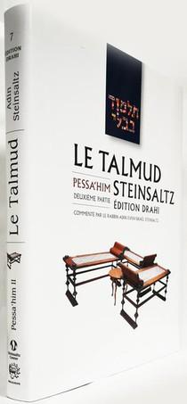 Le Talmud Steinsaltz T7 - Pessa'him 2