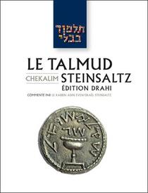 Le Talmud Steinsaltz T8 - Chekalim