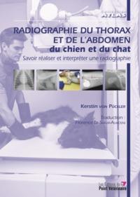 Radiographie Du Thorax Et De L'abdomen Du Chien Et Du Chat