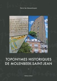 Toponymes Historiques De Molenbeek-saint-jean