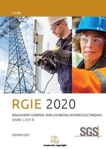 Rgie ; Reglement General Sur Les Installations Electriques 2020