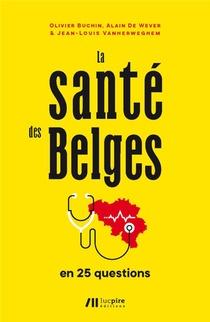 La Sante Des Belges En 25 Questions