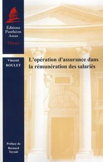L'operation D'assurance Dans La Remuneration Des Salaries
