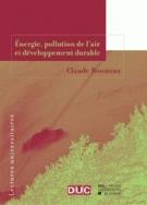 Energie, Pollution De L'air Et Developpement Durable
