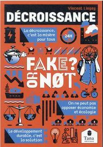 Fake Or Not : Decroissance