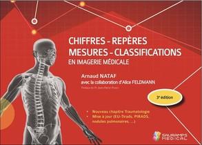 Chiffres-reperes-mesures-classifications En Imagerie Medicale (3e Edition)